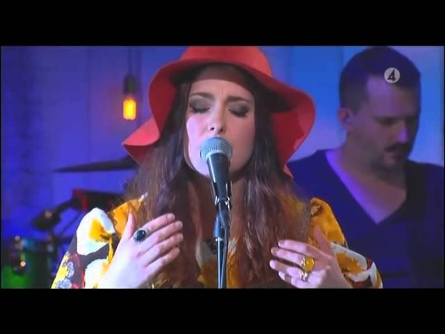 Miss Li - Här Kommer Natten (Live Så Mycket Bättre 2012)