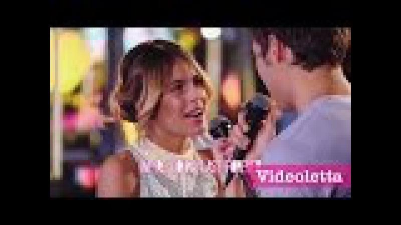 Violetta 3 English Exclusive: Violetta and Leon sing