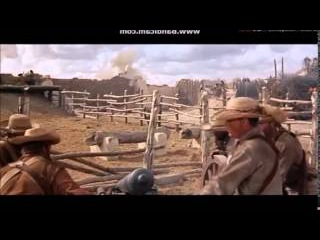 The Alamo (1960) - Final Battle