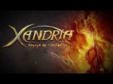 XANDRIA - Voyage Of The Fallen (Official Lyric Video) Napalm Records