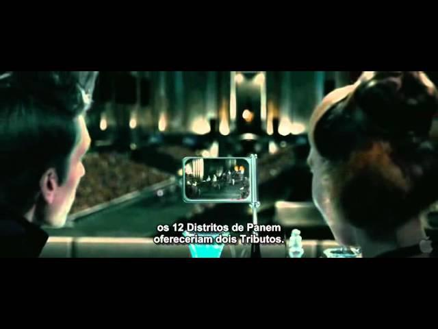 Jogos Vorazes 2012 Trailer LEGENDADO HD