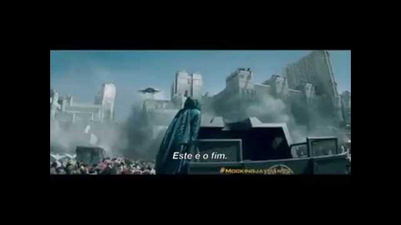 """Jogos Vorazes: A Esperança - O Final TV Spot 3 Oficial Legendado – """"Final Épico"""""""