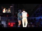 Лучшие моменты чемпионата России по боевому самбо 2012