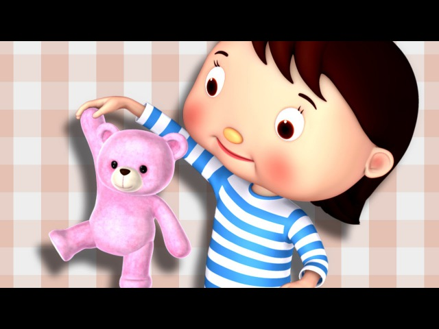 Teddy Bear Teddy Bear Nursery Rhymes by LittleBabyBum