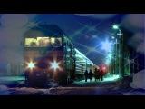 Засыпай под звук колёс поезда.. / Calm Sleep with Train Sounds