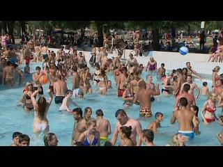 Аномальная жара вернулась в Европу