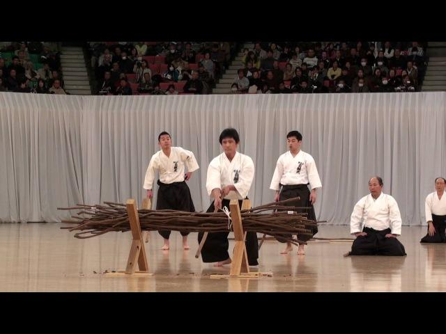 Koryu-Jigen-ryu Kenjutsu 示現流