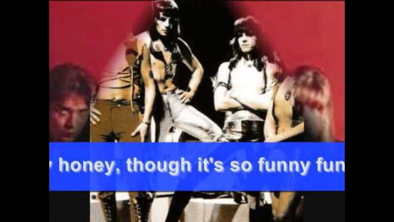 THE SWEET - FUNNY FUNNY: 1971 (with words) » Freewka.com - Смотреть онлайн в хорощем качестве