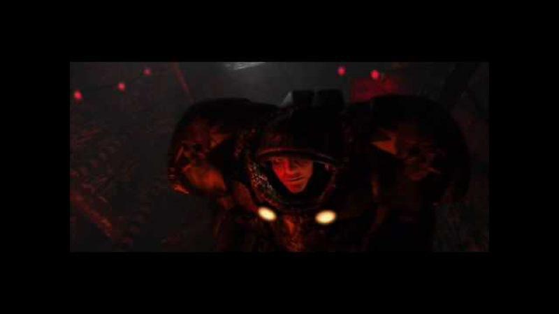 Заставка StarCraft: Brood War