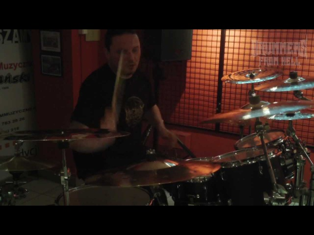 DARAY-Masachist-The Process of Elimination.Yamaha Drum Clinic (Poland)