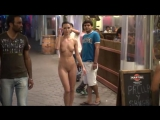 gwenc nude in public barcelona05