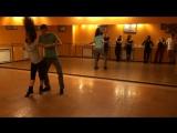 Zouk #2dance Дмитрий Статных & Гульнара Юдинцева 01.06.2015г.