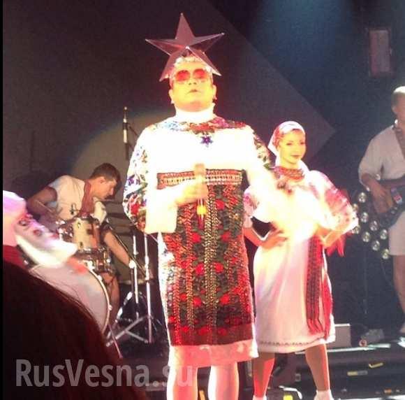 Верка Сердючка в Майами концерт
