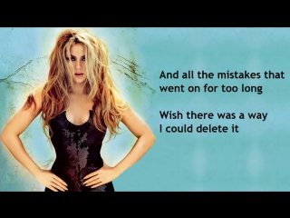 02 Shakira - Did It Again [Lyrics]