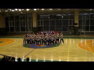 Наш танец на гала-концерте. Артек forever! *