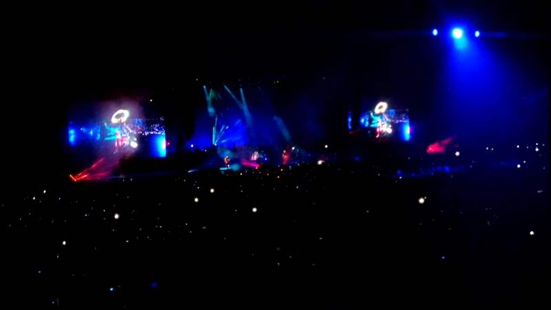 METALLICA IN MOSCOW 27/08/2015