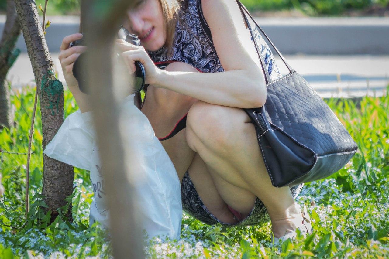 Эротика на улицах подглядывания 21 фотография