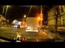 ДПС и Полицейский УАЗ не поделили перекресток
