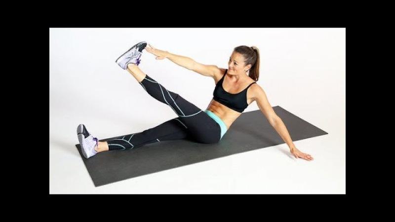 30-минутная жиросжигающая тренировка тело бикини. Day 1: 30-Minute Fat-Frying Bikini-Body Workout | Class FitSugar