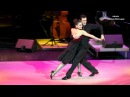 Milonga Flor de Monserrat . Fernando Gracia and Sol Cerquides with Solo Tango orchestra. Танго.