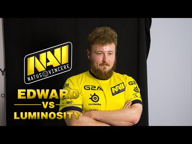 CS:GO POV - Na`Vi Edward [24/12] vs Luminosity (dust2) @ CEVO 7 Finals