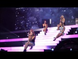 The Saturdays Greatest Hits Tour Brighton- My Heart Takes Over