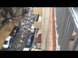 Trash Flood in Beirut, Lebanon (لبنان ) | 25 10 2015