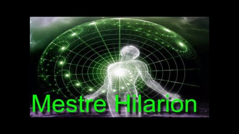 Mestre Hilarion - Vocês estão em um processo de regeneração e transformação - 21.06.2015