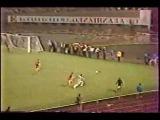 Dinamo Tbilisi 3-0 Liverpool Champions Cup 03.10.1979 All Goals