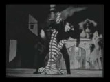Bendy girl does snake dance (Janik & Arnaut)
