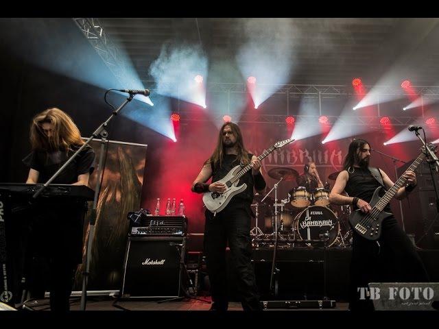 KAMBRIUM - Beastly Hybris (live at Metal Frenzy Festival 2015)