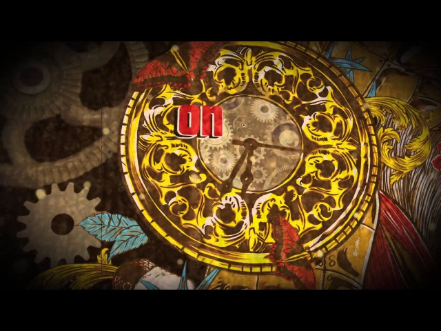 GLOWSUN - Against The Clock (Official Lyric Video) | Napalm Records