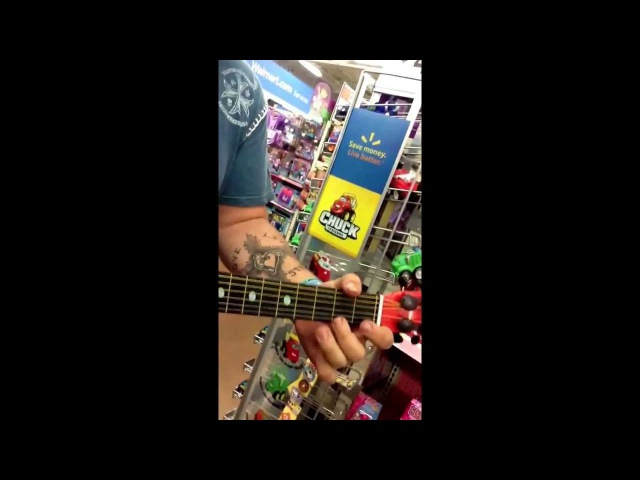 Clay Shelburn Zac Stokes- Walmart Rockstars - Pride and Joy