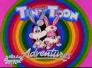 Tiny Toon Adventures Russian Intro Приключения мультяшек