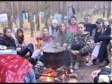 CTV.BY: Необычный турпоход со студентами Института туризма БГУФК