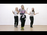 BURNIN' UP Jessie J ft 2 Chainz | Choreography by Sarah Jane Jones