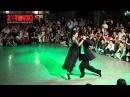 Geraldin Rojas Ezequiel Paludi Tango Patetico en Fruto Dulce Ene 12 1