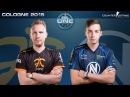 CS:GO - Fnatic vs. EnVyUS [Dust2] - ESL One Cologne 2015 - Grand Final Map 1