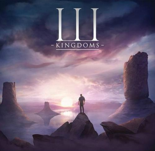 III Kingdoms - Aviate (EP) (2014)