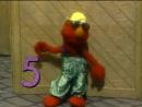Улица Сезам: Пять (5!) - любимая цифра