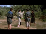 Суровая тренировка самураев
