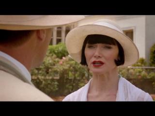 Леди-детектив мисс Фрайни Фишер / Miss Fisher's Murder Mysteries - Сезон 3 Серия 7 - « Гейм. Сет. Убийство.»