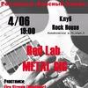 Red Lab Metal Gig