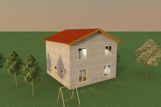 Проекты домов из пеноблоков (ячеистого бетона: газобетона (газоблоков