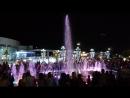 Египет, Шарм-эль-Шейх, SOHO Squaree, поющий фонтан.