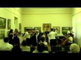 Джон Адамс Shaker Loops 1 часть, исполняет оркестр Струнная капелла