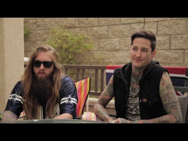Mitch Lucker's Final Video Interview 10 20 12 Speaking On Charity OFFICIAL INTERVIEW