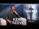 A totally bodacious interview with Keanu Reeves
