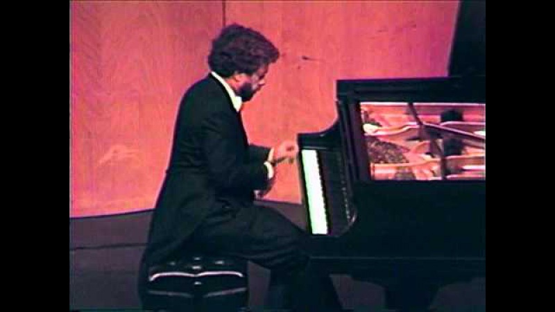 Nelson Freire -- Liszt Sonata in B Minor-- Univ. of Maryland -- 1982