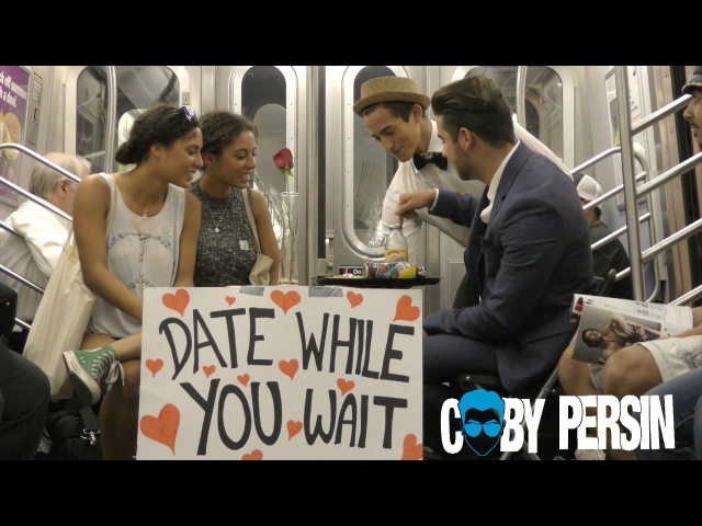 Coby Persin Date While You Wait NYC